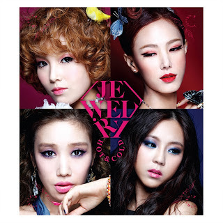 Jewelry (쥬얼리) - Hot & Cold [Single]