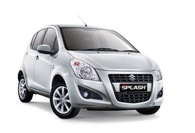 Harga Suzuki New Splash