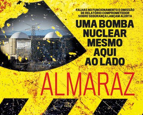 PERIGO NUCLEAR: É URGENTE FECHAR ALMARAZ!