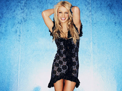 Britney Spears Wallpaper looking new Series of Song nice