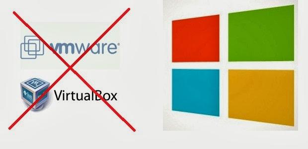 كيف تشعل انظمة التشغيل وهميا على ويندوز 8 بدون برامج