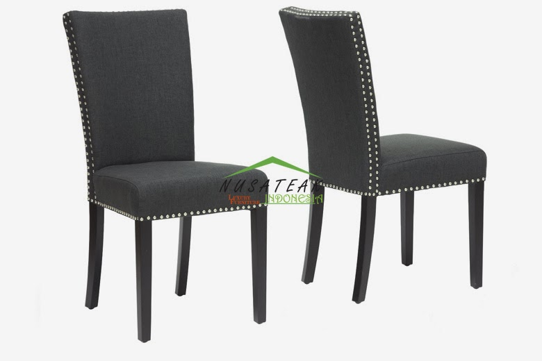 Estoril Gray Dining Chair