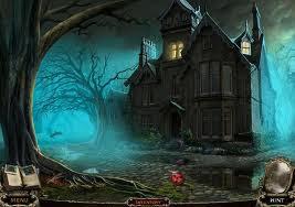 Tales of Terror Crimson Dawn mansion