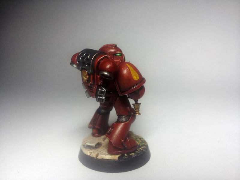 BLOOD ANGELS - WARHAMMER 40.000 5-3