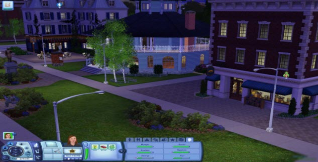 Sims 2 Houses