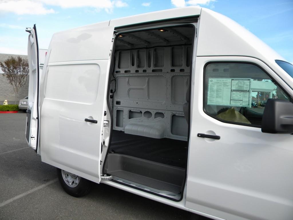 vacaville nissan fleet vacaville nissan nv cargo van of the week. Black Bedroom Furniture Sets. Home Design Ideas