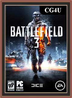 Battlefield 3 Cover, Poster