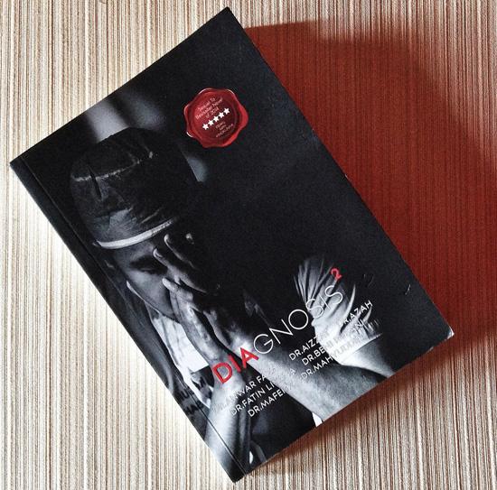 Novel Diagnosis 2 Fatin Liyana Anwar Fazal