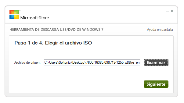 todo para tu windows y mac windows 7 usb dvd download tool