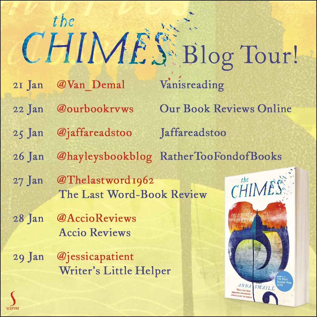 The Chimes Blog Tour