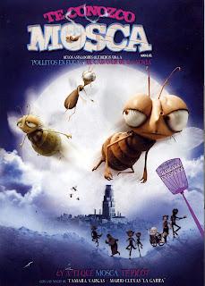 Te conozco mosca Poster