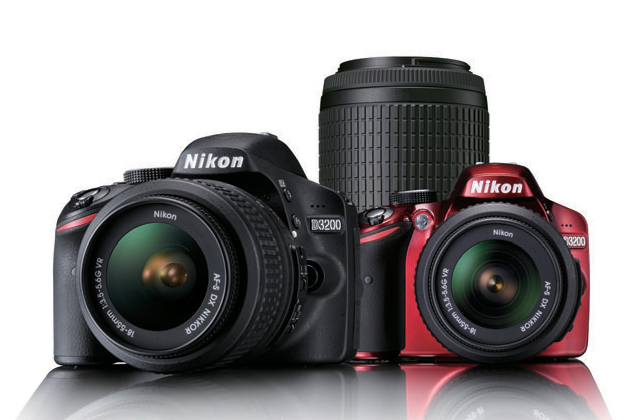 how to connect nikon d3200 to mac