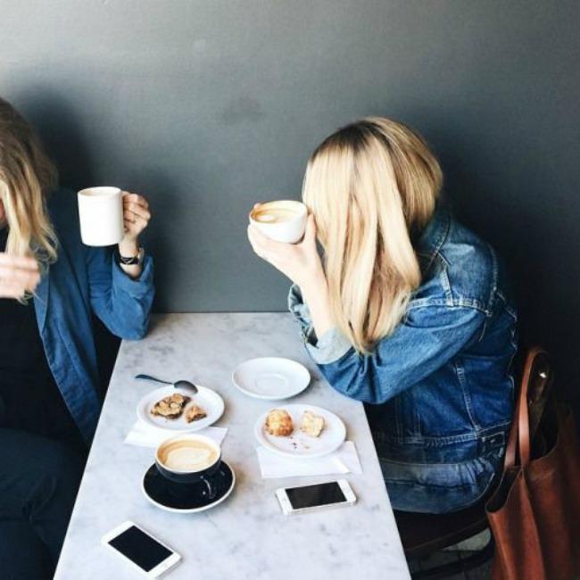El café de los viernes - Madres multitareas