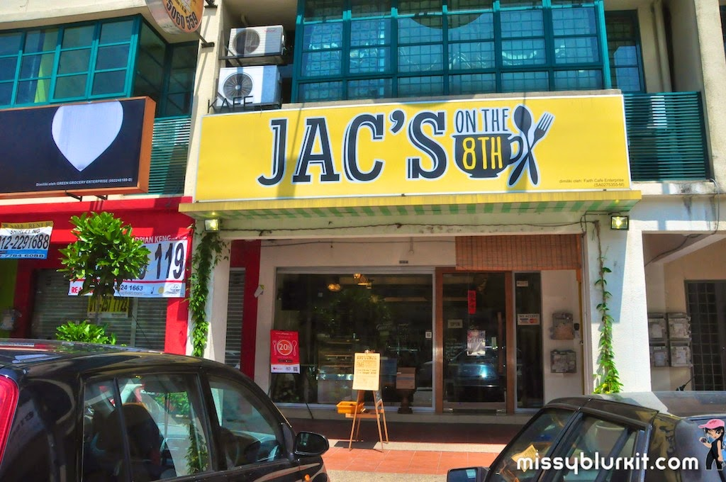 Jac's on the 8th, www.offpeak.my, Foodie Trail, coffee