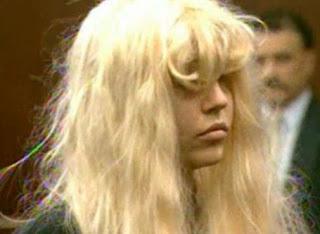 Amanda Bynes Courtroom wig