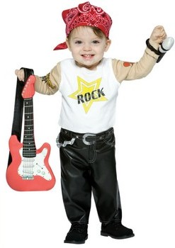 Very adorable costume for your baby and its very comfortable. Kids can sleep with this costume. It is a very cute costume and would recommend it ...  sc 1 st  Halloweenu0027s Best Costumes And Ideas : boy rockstar costume ideas  - Germanpascual.Com