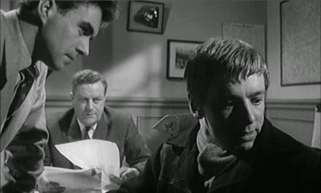 Víctima, 1961, 2