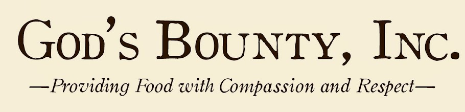 God's Bounty Inc