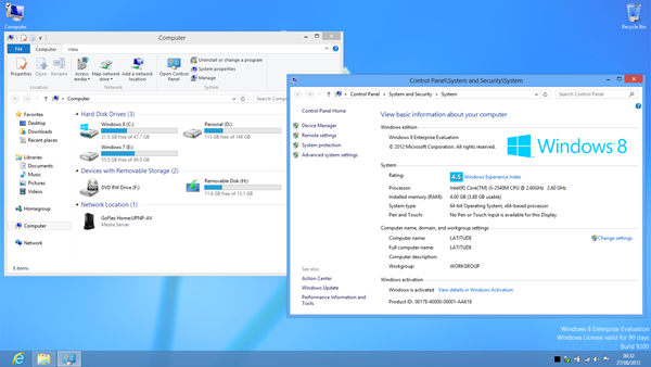How to Add Another 90 Days to Your Windows 8 Enterprise