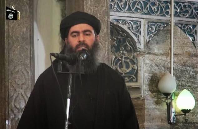 ISIS leader Abu Bakr al-Baghdadi attacked Taliban leader Mullah Omar