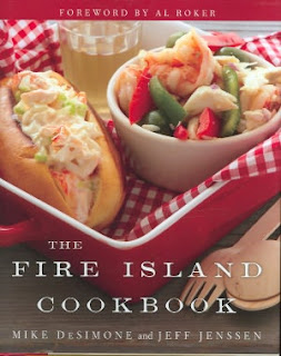 Fire Island Cookbook cover