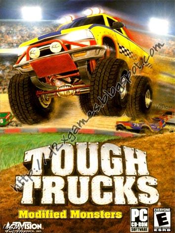 Free Download Games - Tough Trucks Modified Monsters
