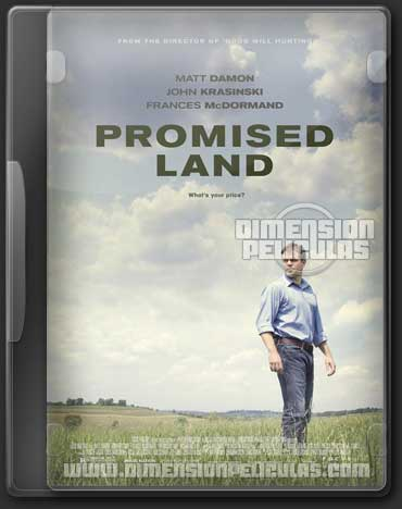 Promised Land (BRRip HD Inglés Subtitulada) (2012)