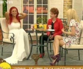 """Врачката Николета заяви в """"На кафе"""" пред Гала, че годеникът на фолк дивата е всъщност гей, Емануела не отрече"""