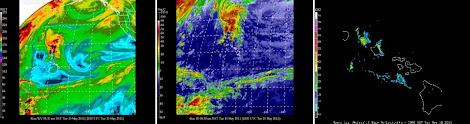 Maui Satelitte Images