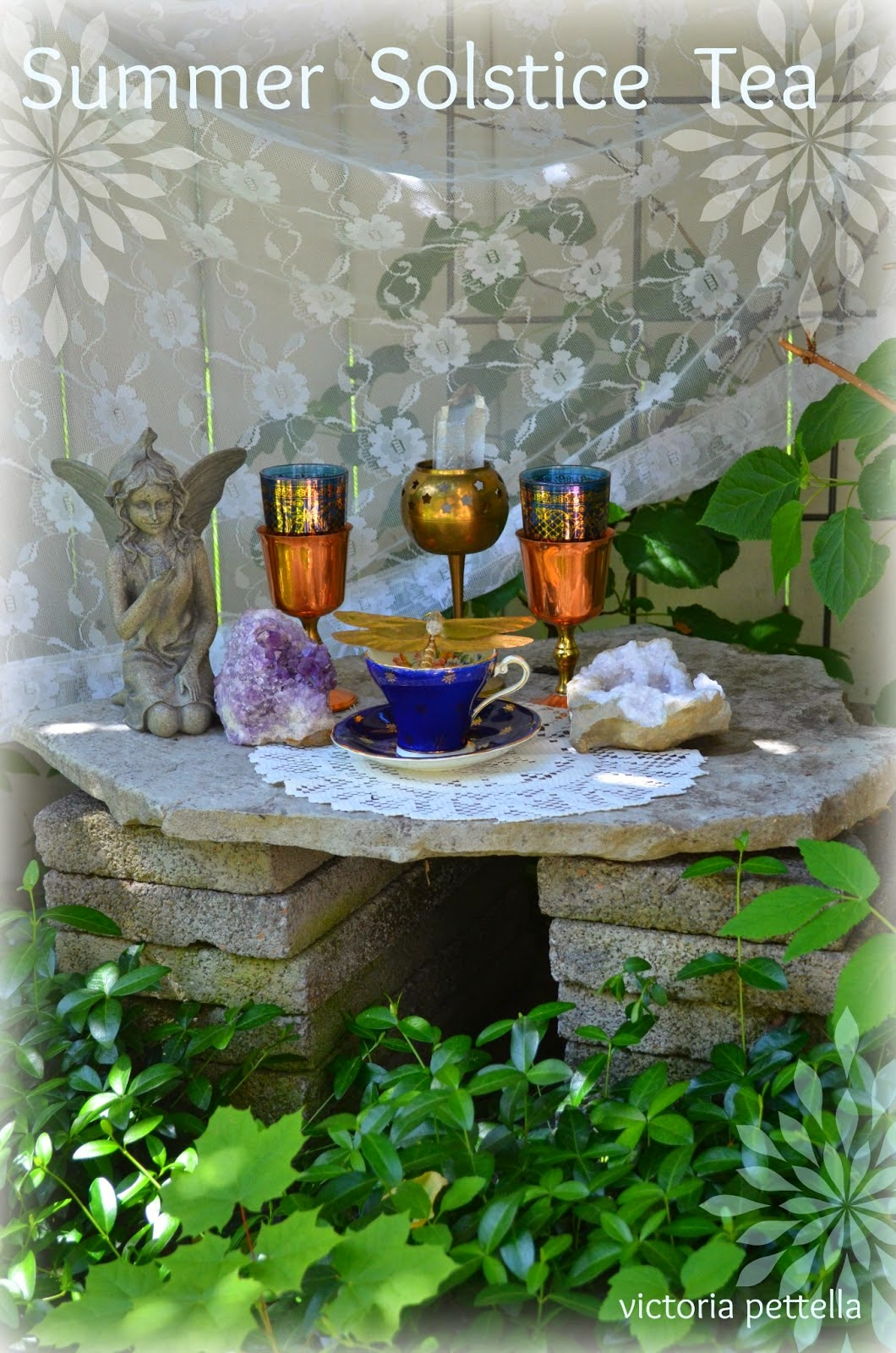 SUMMER SOLSTICE TEA PARTY