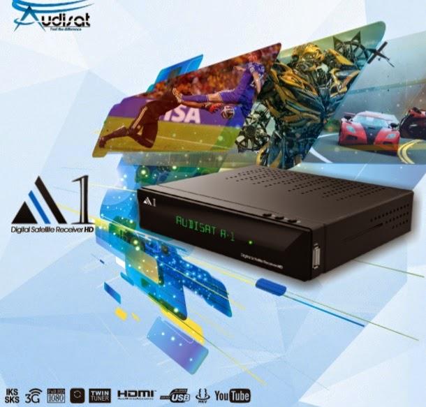 Audisat A1- Tutorial de como instalar e habilitar o sistema web remote 22-12-2014