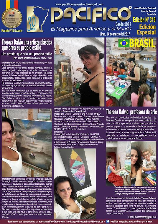 Revista Pacífico Nº 319 Edición Especial