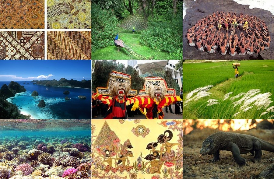 12 alasan kenapa kau harus bangga dengan Indonesia - Echotuts
