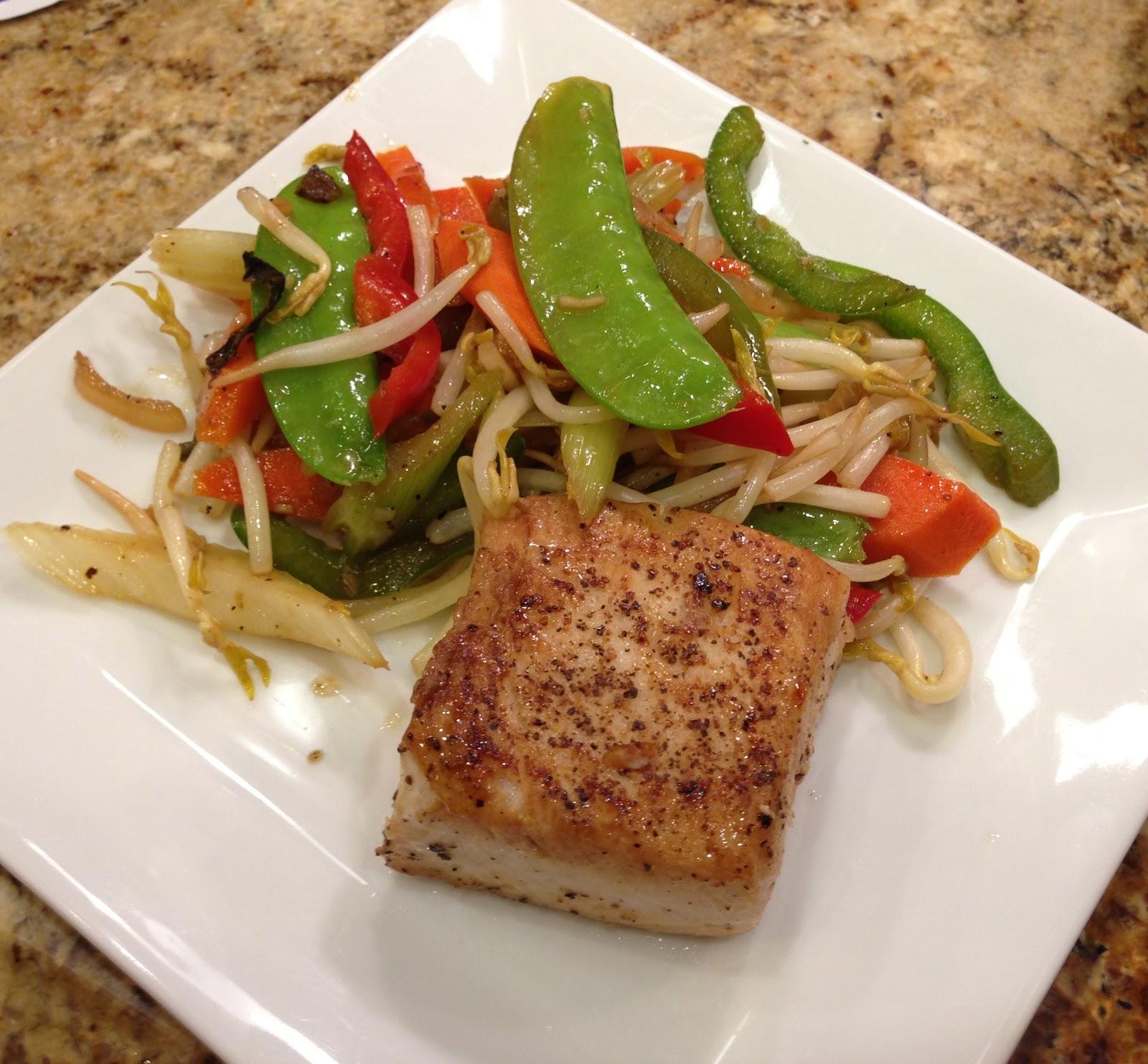 Taste of hawaii fresh island opah and mahi mahi dinner for Opah fish recipes