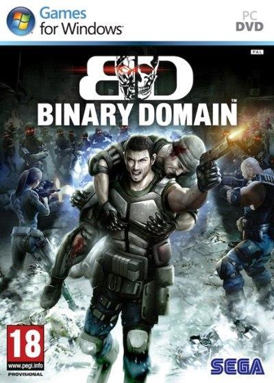 Binary Domain PC Full Español 2012 Skidrow Descargar