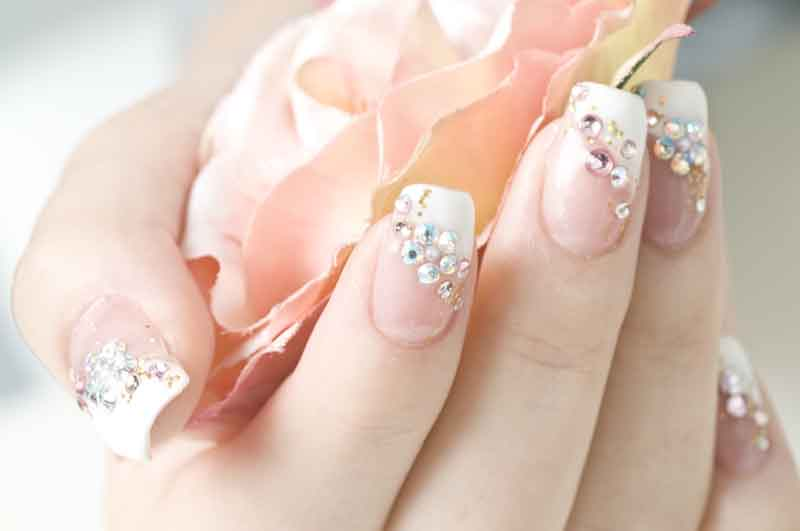 ACRYLIC NAILS: 3D Nails, Japanese 3D Nail Art - to Acrylic Nails