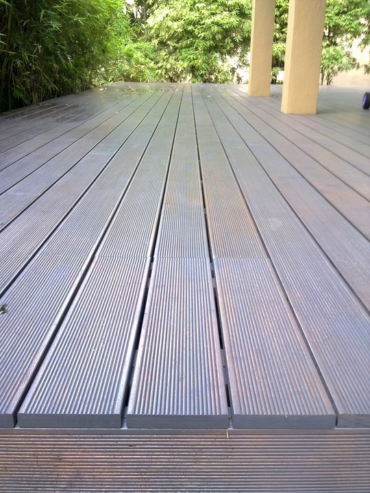 Flooring solutions for the way you live different types for Types of balcony