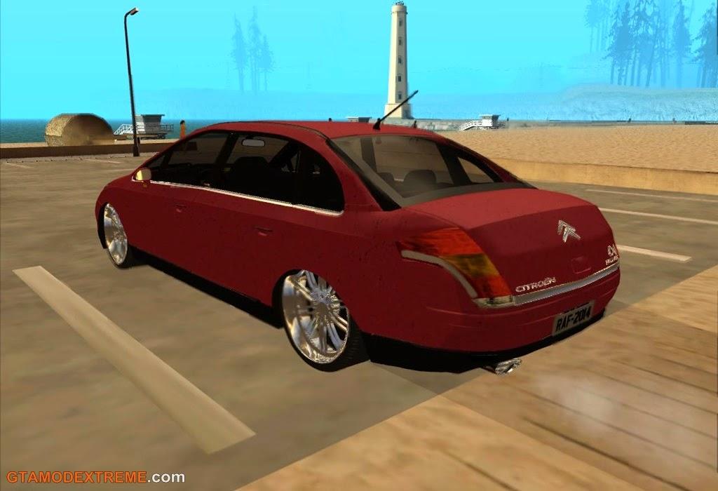 Baixar carro Citroen C4 Pallas Para GTA San Andreas