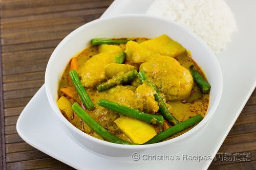 馬來咖哩雞 Malaysian Curry Chicken02