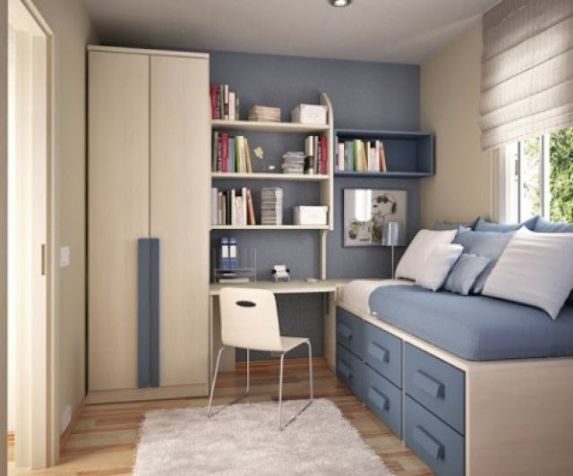 Kids Bedroom Designs For Small Rooms
