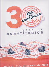 EXPOSICION DE PEGATINAS 30 AÑOS DE CONSTITUCION