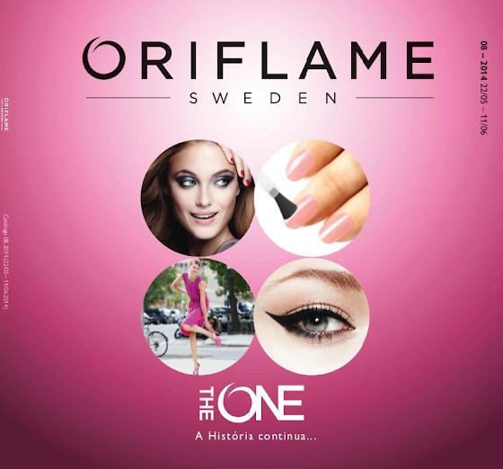 Oriflame - Catálogo 08 de 2014