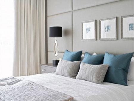 Combinaciones de colores para tu dormitorio - Colores de pared para habitacion ...