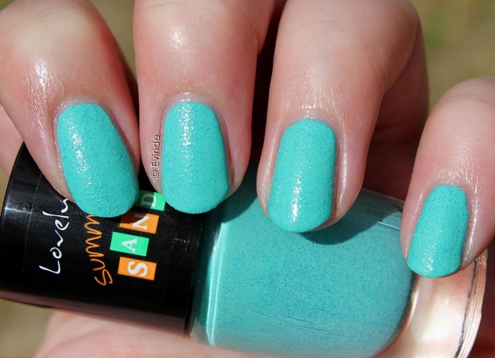 lovely summer sand nail nr 5