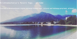 Link to main Blog Krishnamacharya's Mysore Yoga...at Home
