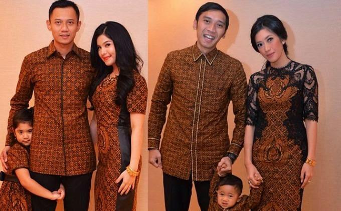 Baju Batik Artis Wanita Indonesia Untuk Menambah Inspirasi