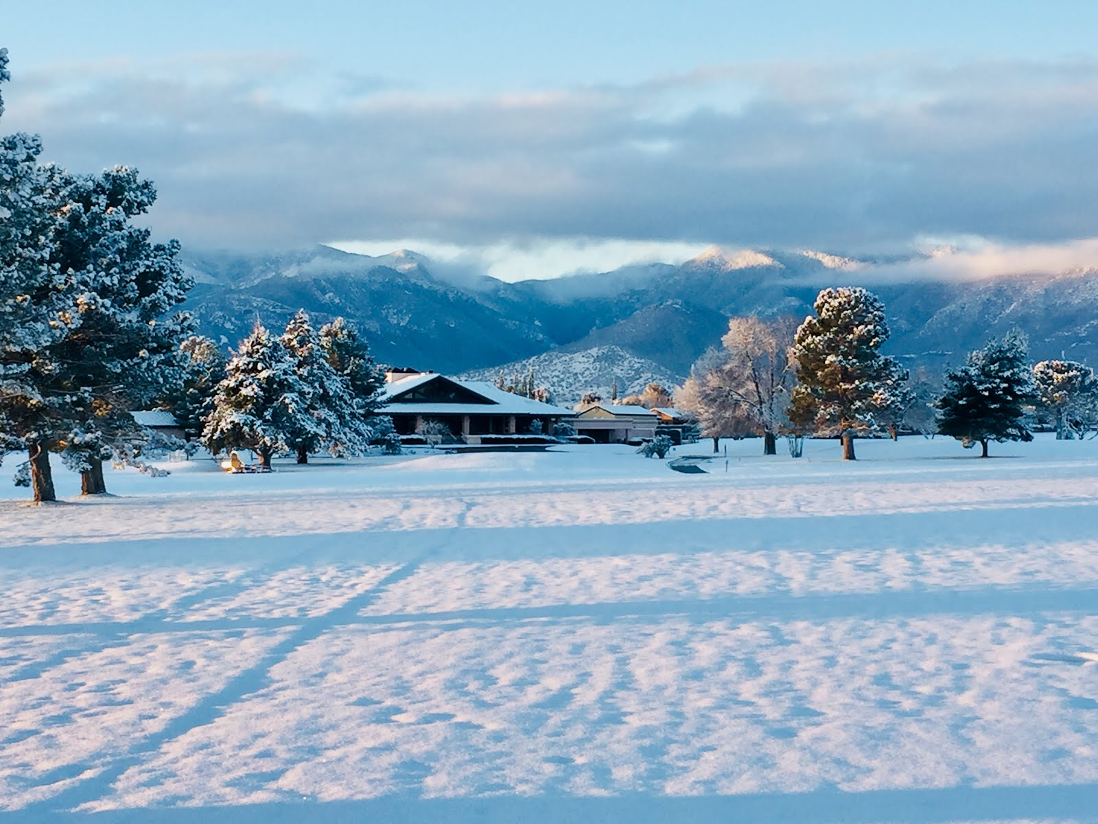 Clubhouse and Snow