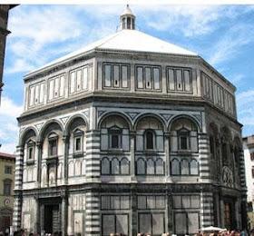Baptistery of San Giovanni Florence