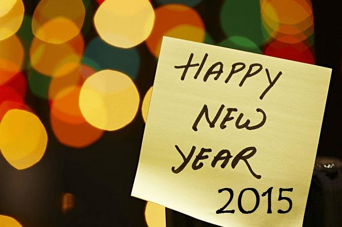 Happy New Year 2015 Image HD