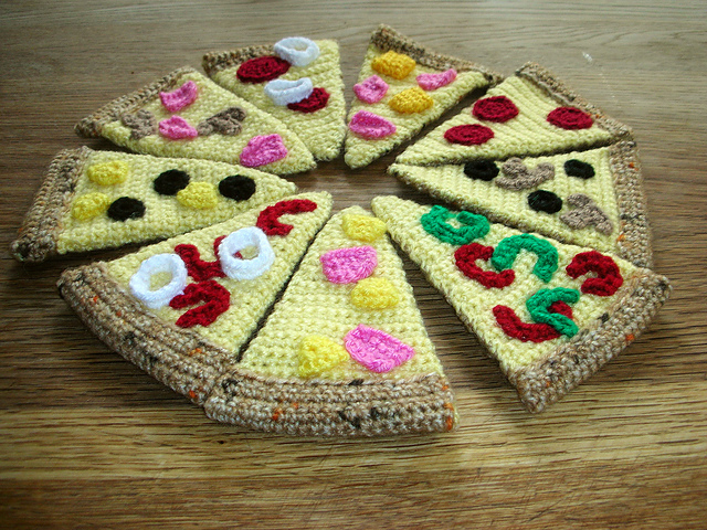 Free Crochet Food Patterns